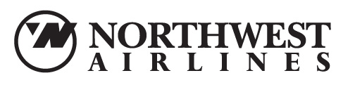 Logos' Secret Messages, Northwest Airlines