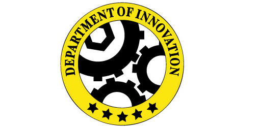 Department of Innovation Logo Fail