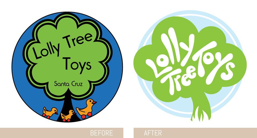 Lolly Tree Toys, Wishful Thinking Rebrand
