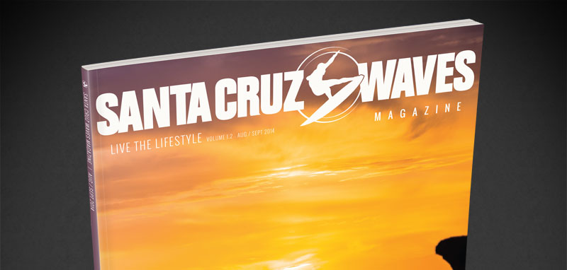 Santa Cruz Waves Magazine: Volume 1.2