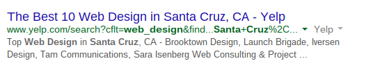 Best web design in Santa Cruz