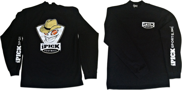 iPick Football - shirts