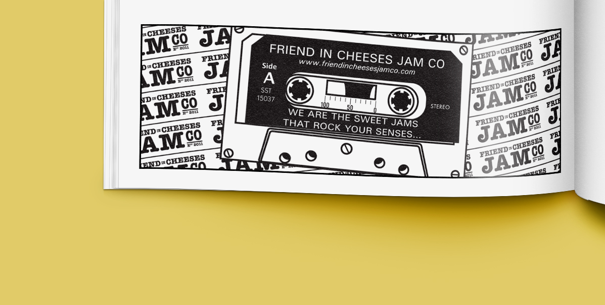 Friend in Cheeses - ad