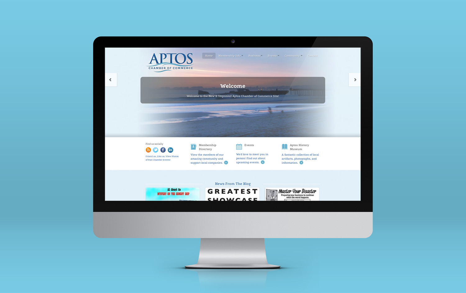 Aptos Chamber of Commerce - web