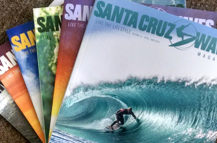Santa Cruz Waves Magazine