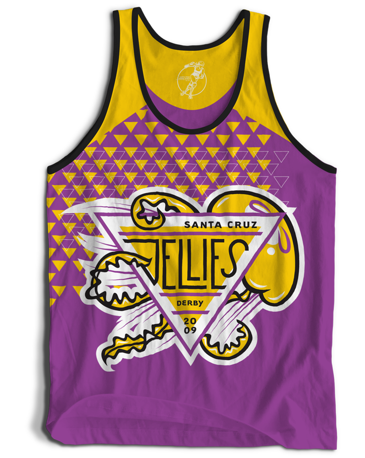 Santa Cruz Derby Girls - Jerseys - Jellies
