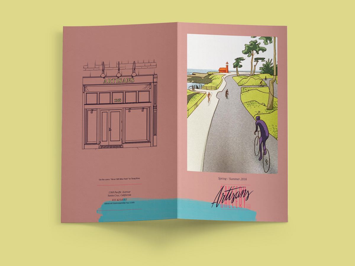 Artisans Gallery - catalog - cover