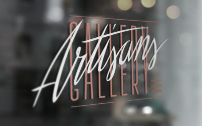 Artisans Gallery – A Rebrand Experiment