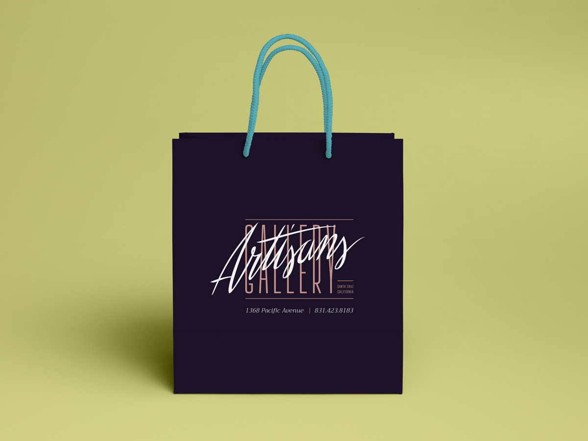 Artisans Gallery - Shopping bag
