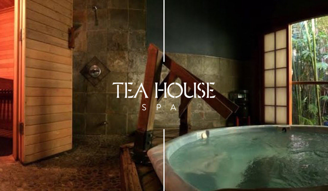 Tea House Spa – A Rebrand Experiment