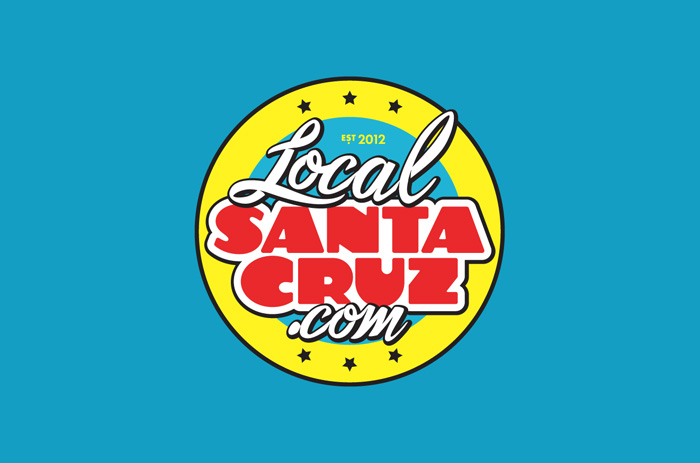 Local Santa Cruz - Logo